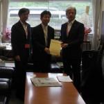 神奈川県区間民間団体による圏央道の整備促進要望(28.7.25)